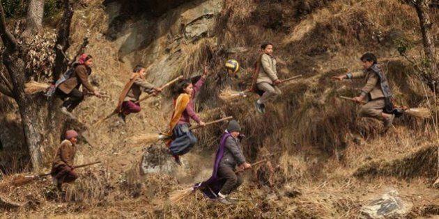 'Harry Potter': Escola em vilarejo no Himalaia tem 'arrasado' no