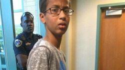 Detido por causa de relógio, jovem muçulmano ganha apoio de Obama e