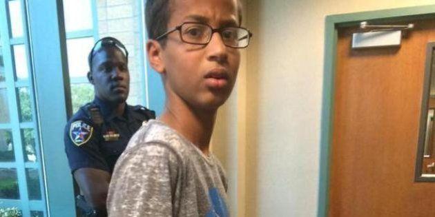 Após ser preso por causa de relógio, jovem muçulmano conquista apoio de Barack Obama e Mark