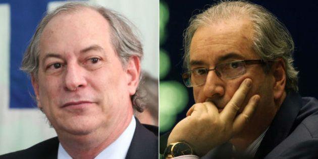 Ciro Gomes diz que Cid 'meteu o dedo na cara do maior vagabundo de todos, o presidente da