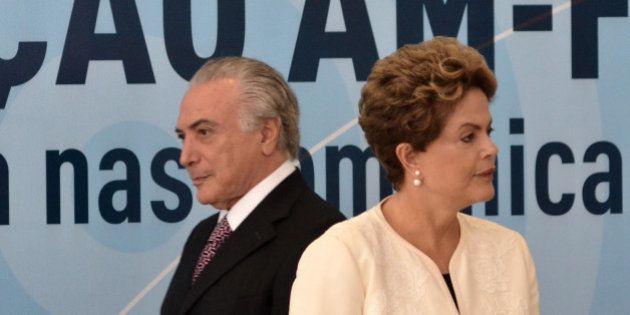 Em carta a Dilma, Temer afirma que presidente nunca confiou nele e no