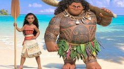 ASSISTA: Moana é a nova princesa (DESTEMIDA) da Disney que