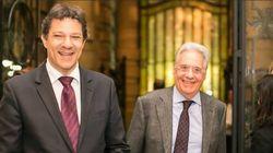O diálogo entre FHC e Haddad: Uma esperança em meio à polarização da política no