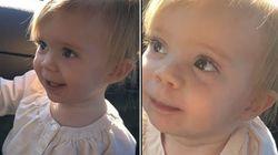 Esta menininha de 2 anos dubla Adele como uma