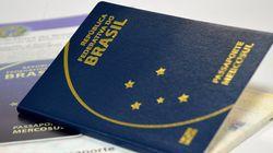 Artigo de luxo: Passaporte brasileiro fica 65% mais