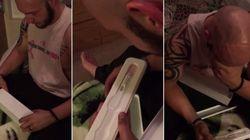 Mulher esconde teste de gravidez em caixa de Apple Watch; marido se