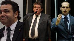 ASSISTA: Vice-líder do governo deixa PSC e é 'trolado' por Feliciano e