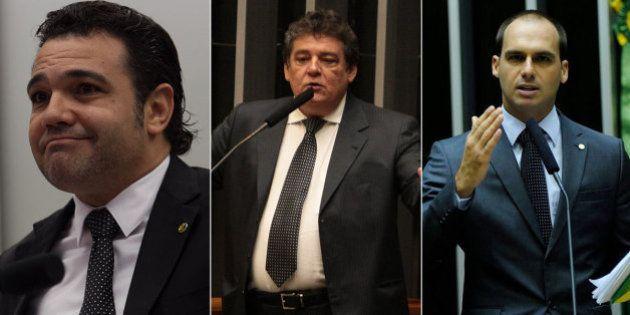 Vice-líder do governo, Silvio Costa deixa o PSC e é 'trolado' por Feliciano e Bolsonaro