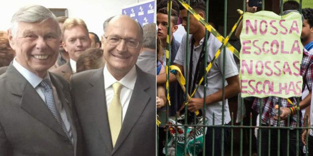 #OcupaEscola: 'Alckmin não pode ser responsabilizado' por falta de diálogo com a sociedade, diz deputado...
