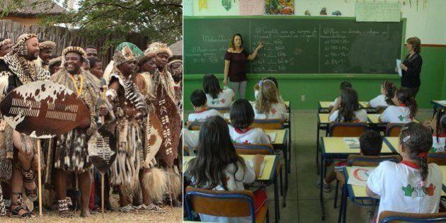 A África precisa chegar às salas de aula do Brasil, e isso já é obrigatório desde