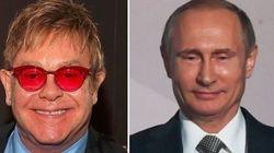 Elton John aproveita pegadinha para detonar homofóbicos na