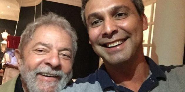 Denúncia do MP de São Paulo contra Lula 'não é fato novo', diz senador Lindbergh
