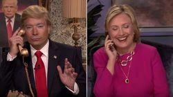 Jimmy Fallon dá dicas para Hillary Clinton ganhar as eleições - no estilo de