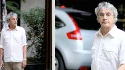 Hoje faz 5 anos desde que... Caetano Veloso estacionou o carro no