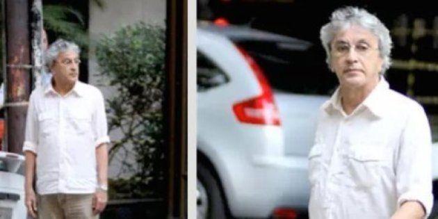 Aniversário de cinco anos de 'Caetano Veloso estaciona carro no
