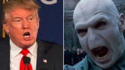 Para J.K. Rowling, Donald Trump é PIOR que o vilão de 'Harry