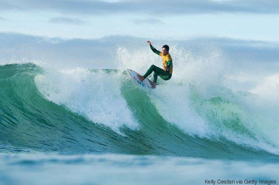 Adriano de Souza, o Mineirinho, quer ser o segundo brasileiro a trazer o mundial de surfe para o