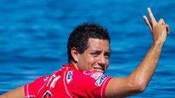 'O surfe teve sorte: despontou no pior ano do futebol', diz
