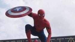 Finalmente, com Homem-Aranha! Veja o novo trailer de 'Capitão América: Guerra