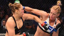 Ronda quer MUITO a revanche com Holly Holm: 'Preciso vencer essa