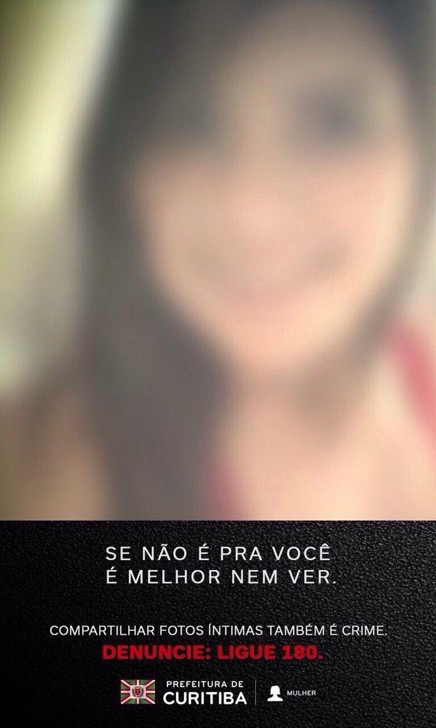 Mulheres Incompartilháveis: Prefeitura de Curitiba lança campanha por WhatsApp para alertar sobre revenge