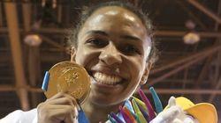 Érika Miranda: A guerreira que deu ao Brasil o 1º ouro no Pan de