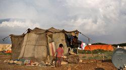 Nós estamos criando os refugiados de amanhã -- os refugiados do