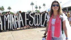 Conheça a líder estudantil que foi agredida pela polícia do PR e presa em protesto em