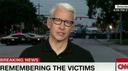 Âncora da CNN chora ao ler os nomes de vítimas do massacre em