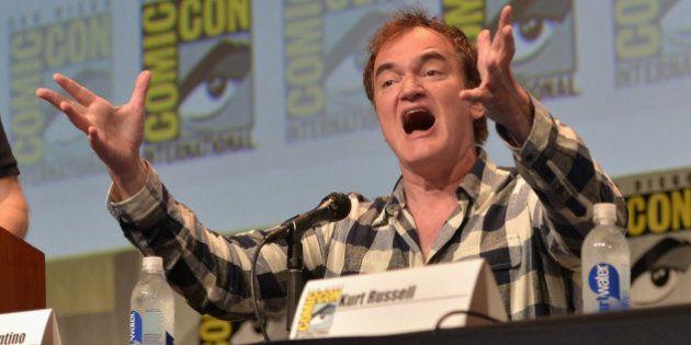 Quentin Tarantino diz que vai dirigir apenas mais dois