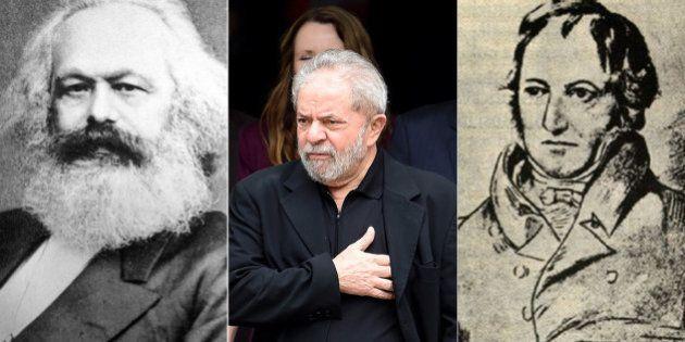 Lula deixaria 'Marx e Hegel envergonhados', afirmam promotores em pedido de