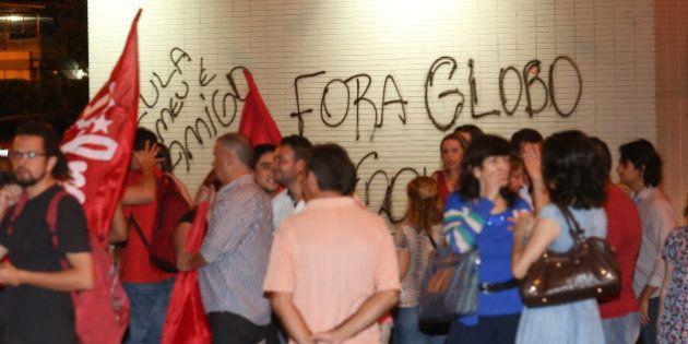 Jornal Nacional faz editorial contra ataques de MST, CUT e militantes do
