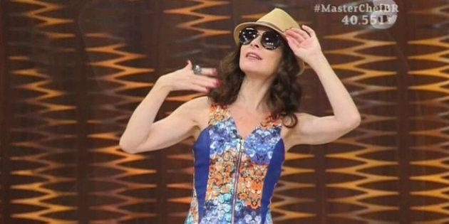 Internet 'pira' com Ana Paula Padrão e ex-competidores na semifinal do 'MasterChef