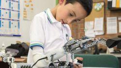 No futuro, crianças poderão construir suas próteses com