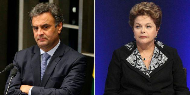 Aécio Neves responde Dilma Rousseff: 'Golpe é se utilizar de irresponsabilidade fiscal para obter