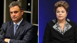Aécio responde a Dilma: 'Golpe é se utilizar de irresponsabilidade fiscal para obter
