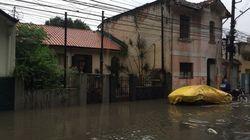 Sobe para 18 o número de mortos após chuvas fortes em São