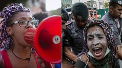 ASSISTA: Estudante acusa PM de assédio sexual e racismo durante protesto em