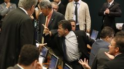 ASSISTA: Petista e aliado de Cunha quase saem no tapa no Conselho de