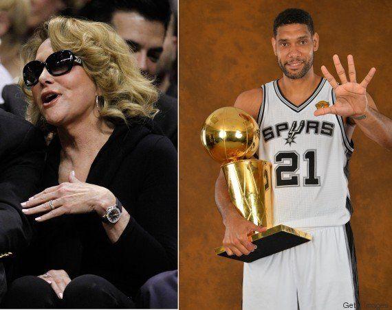 San Antonio Spurs, uma das equipes mais vencedoras da NBA, agora tem uma mulher como