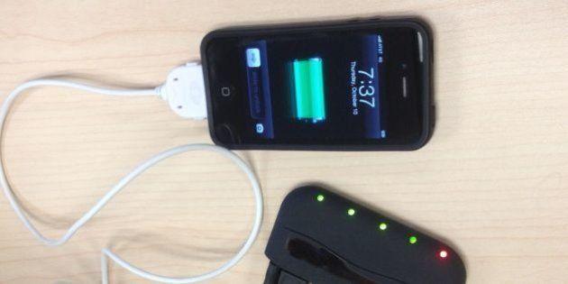 As baterias, que vivem descarregando, são o ponto fraco do mundo