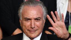 Temer é reeleito líder do PMDB e convoca partido para 'resgatar valores da