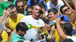 ASSISTA: Em protesto, Bolsonaro xinga Dilma de 'anta' e faz insinuação