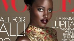 Lupita Nyong'o está de TIRAR O FÔLEGO em sua segunda capa para a