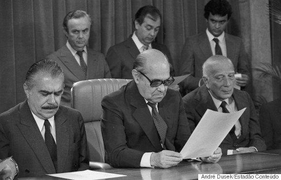 Ulysses Guimarães não aprovaria o PMDB de Cunha e Renan, dizem fundadores do