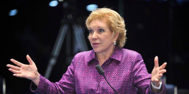 Pré-candidata a prefeita, Marta Suplicy é expulsa de ato contra PT em São Paulo; senadora