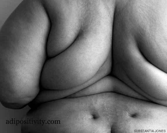 Fotos de nudez em preto e branco mandam recado sobre obesidade, feminismo e um f*da-se