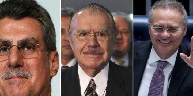 Teori nega pedido de prisão de Renan e Jucá e tornozeleira para