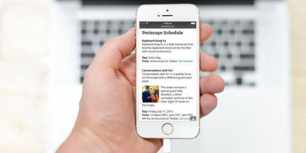 Os melhores apps para iPhone de 2015, segundo a