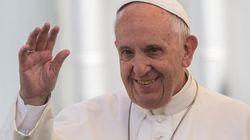 Papa responde sobre 'La Mano de Dios' a matemático